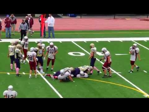 Dwight Englewood vs New York Military Academy 2014