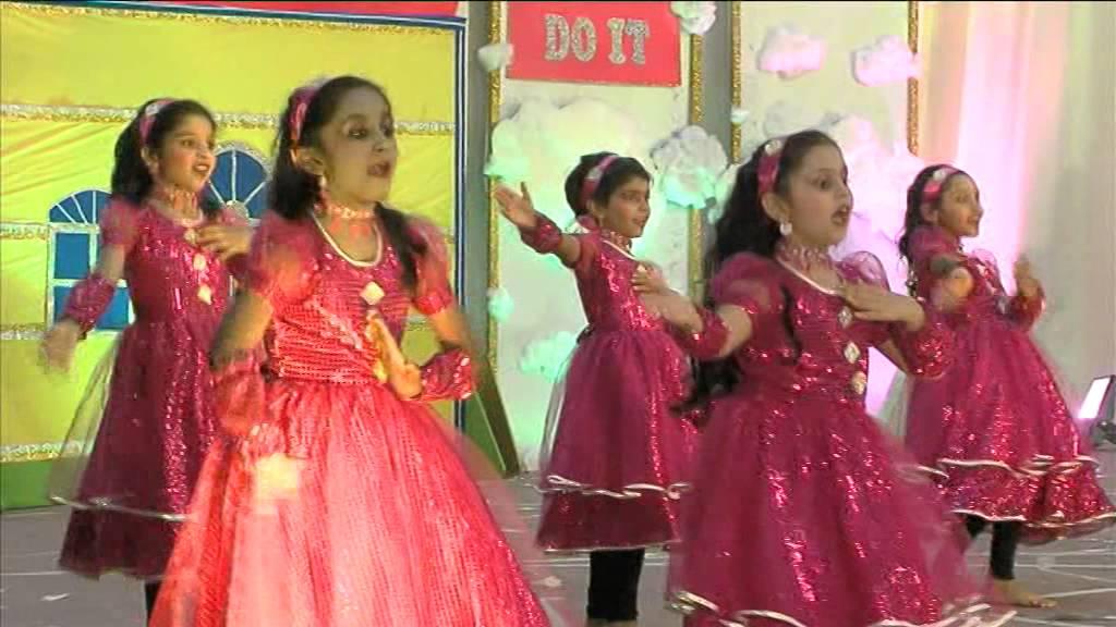 niya\'s dance@IIS-DAMMAM - YouTube