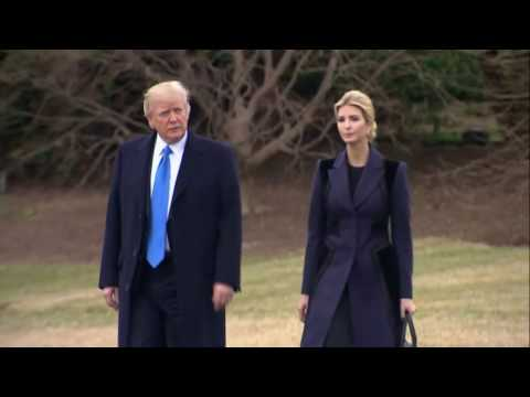 Did President Trump Launch Syria Strikes Because Ivanka was Heartbroken? Eric Trump Says So