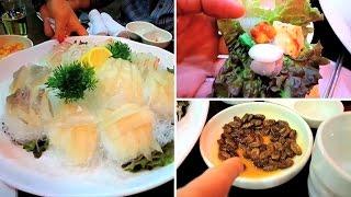 KOREAN SUSHI BUFFET! Thumbnail