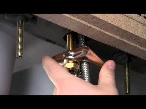 how-to-install-a-kitchen-faucet-with-pull-down-sprayer
