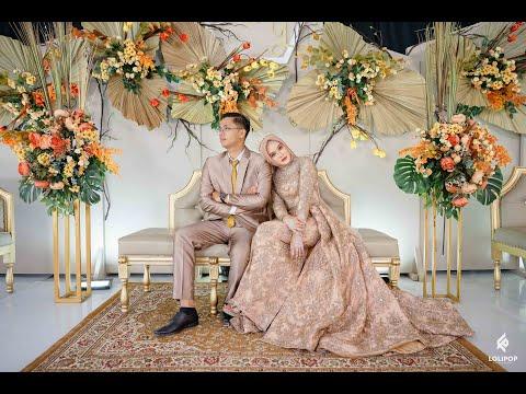 TRADITIONAL MODERN INDONESIA WEDDING ELIS & YUDI | JACOB LEE I BELONG TO YOU