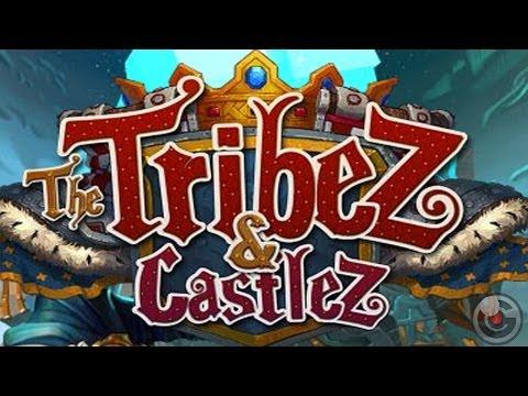 The Tribez & Castlez - IPhone And IPad Gameplay