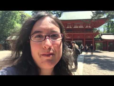 Trip to Katori Shrine!