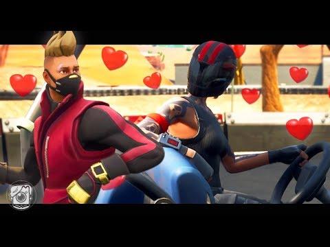 DRIFT FALLS IN LOVE WITH REDLINE - A Fortnite Short Film
