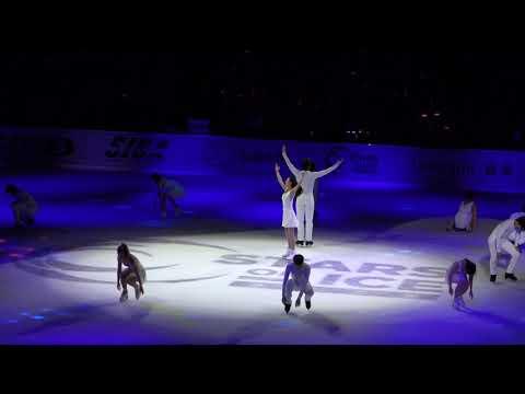 Stars on Ice 2018 Shanghai - Ending