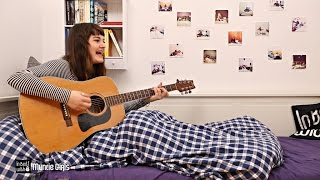 Muncie Girls - Gone With the Wind - acoustic for In Bed with