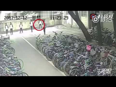 Chinese schoolboy is killed by sword during PE lesson   Daily Mail Online