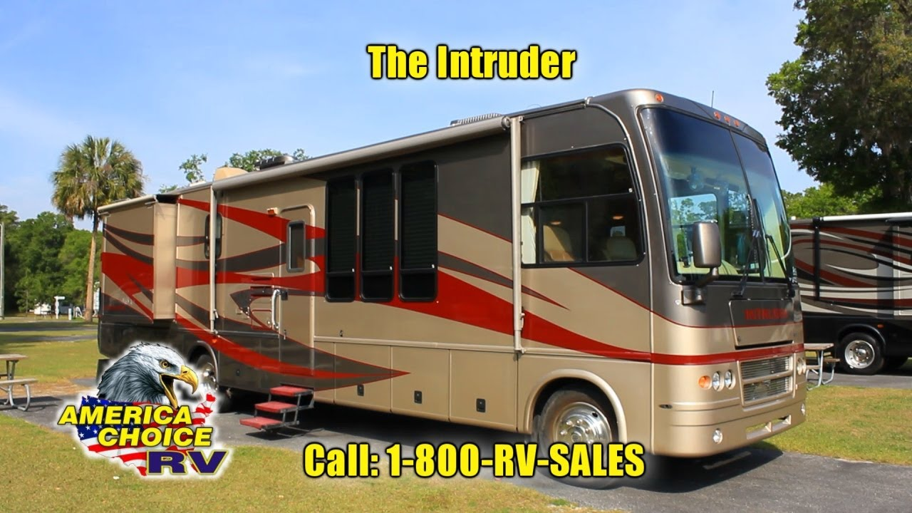 2006 damon intruder 391 class a motorhome gas rv at for American home choice