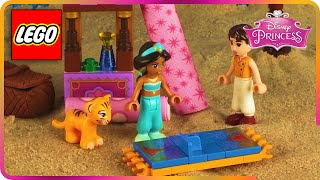 ♥ LEGO Disney Princess Jasmine and the Genie of the Lamp