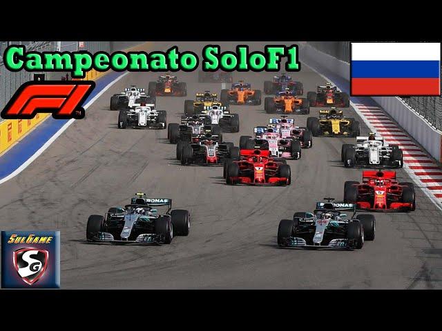 🔴 F1 2019 - Retransmisión SoloF1 // Gp Rusia 16-21