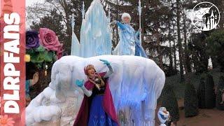 Disneyland Paris Disney Magic on Parade with New Frozen Float(Disneyland Paris Disney Magic on Parade with New Frozen Float Subscribe to our channel http://www.youtube.com/filipv., 2014-03-27T16:00:00.000Z)