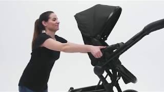 Moon Cool 2019 - лёгкая детская коляска для новорожденных 2в1 (Мун Кул)