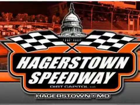 Sean Dawson at Hagerstown Speedway 082016