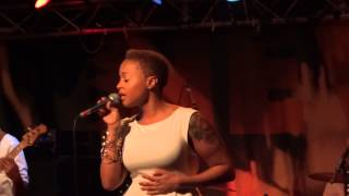 Chrisette Michele - Charades (Live @ New Morning, Paris) [2013-01-25]
