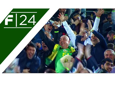 Highlights I Anzhi 2-2 Zenit Saint Petersburg