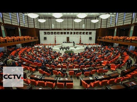 Turkey's parliament approves 3-month state of emergency