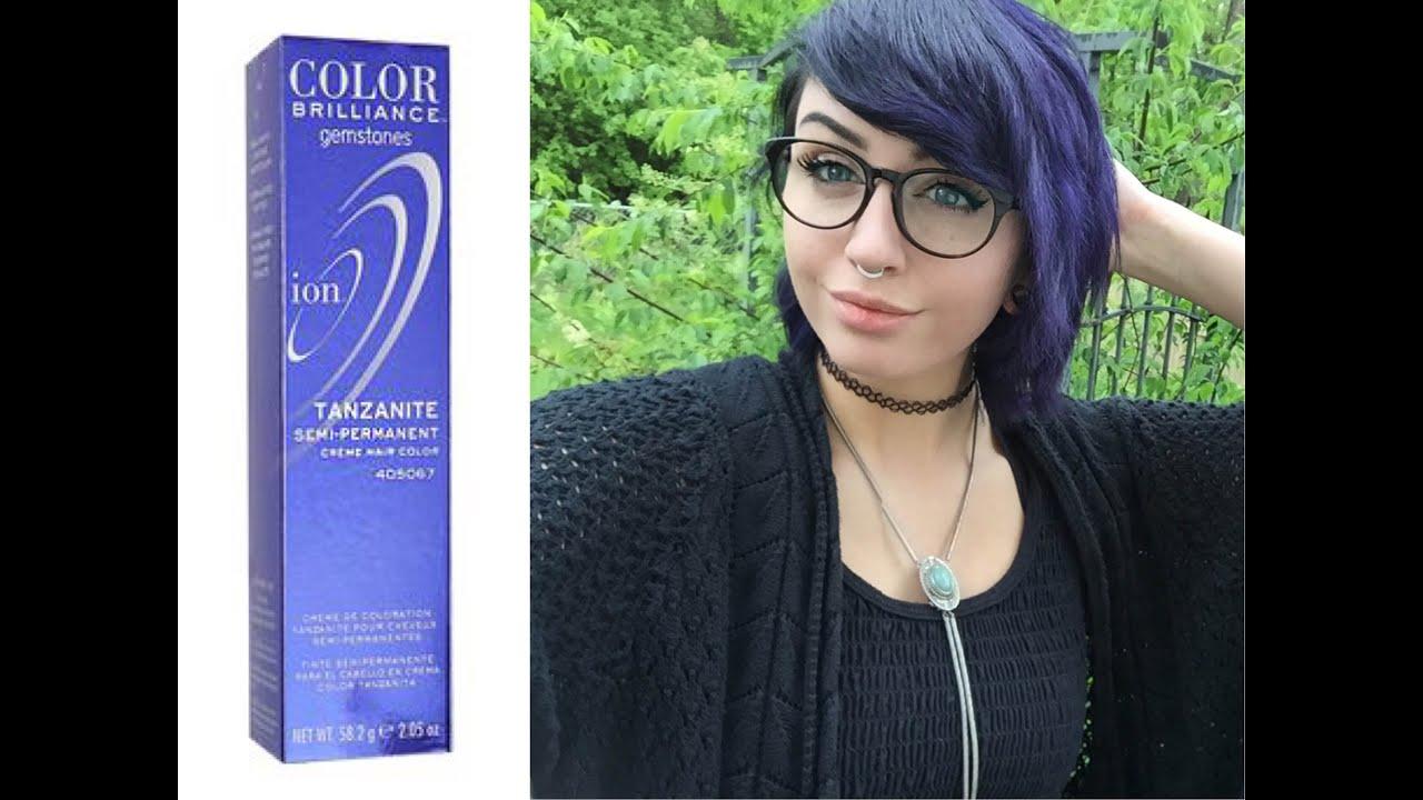 Tanzanite Ion Color Brilliance Review Emili Lucia Youtube