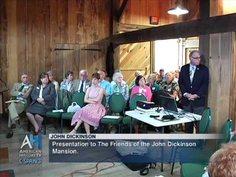 C-SPAN Cities Tour - Dover: John Dickinson