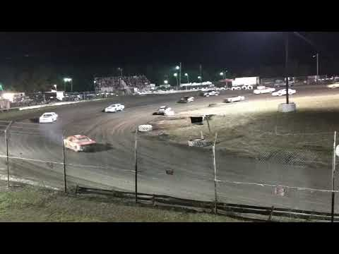 Factory Stock A Main Feature 09-29-18 @ Superbowl Speedway