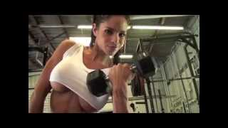 Female Fitness Motivation   Michelle Lewin + Karina Akmens