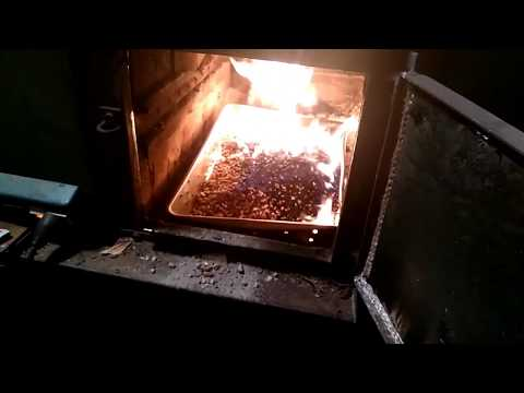 DIY Turning a Wood Furnace to a Pellet Furnace