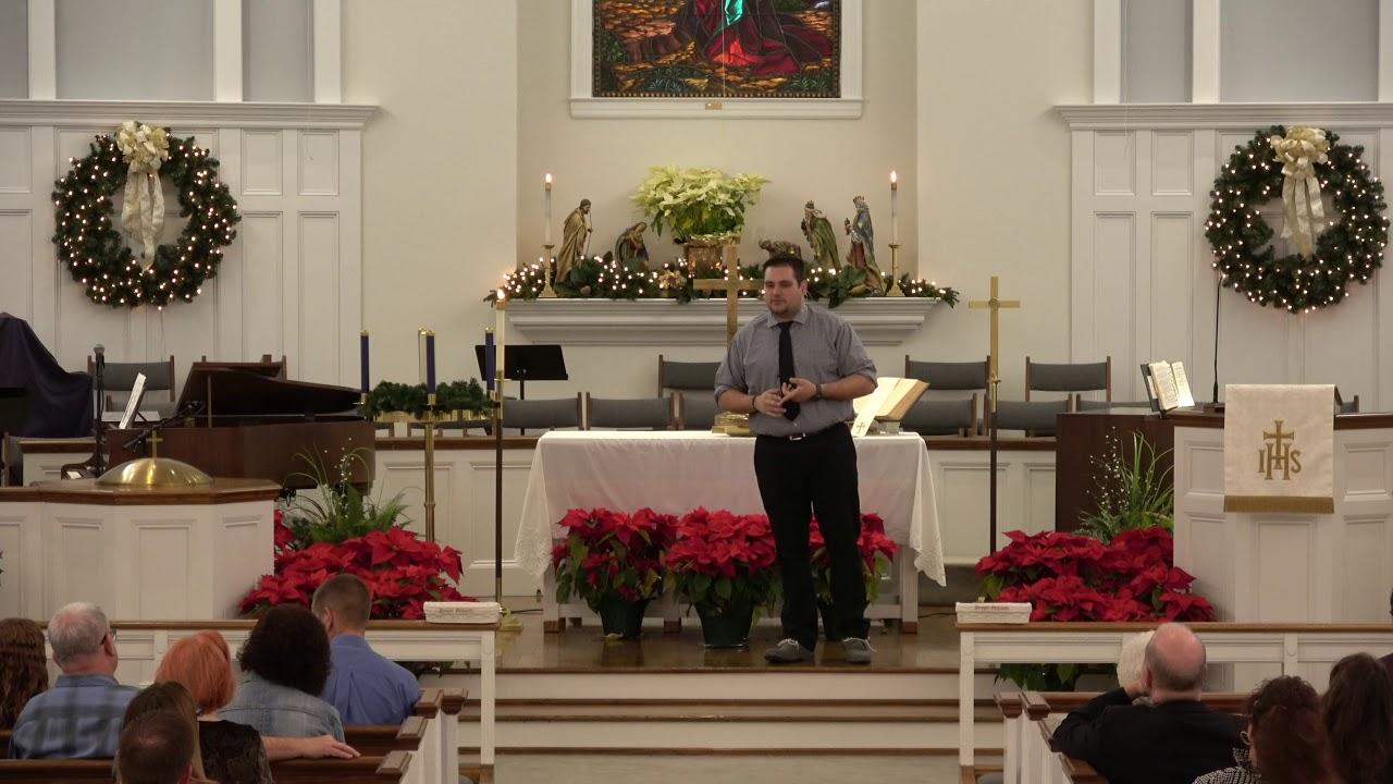 You Crown the year Sermon 12-30-18