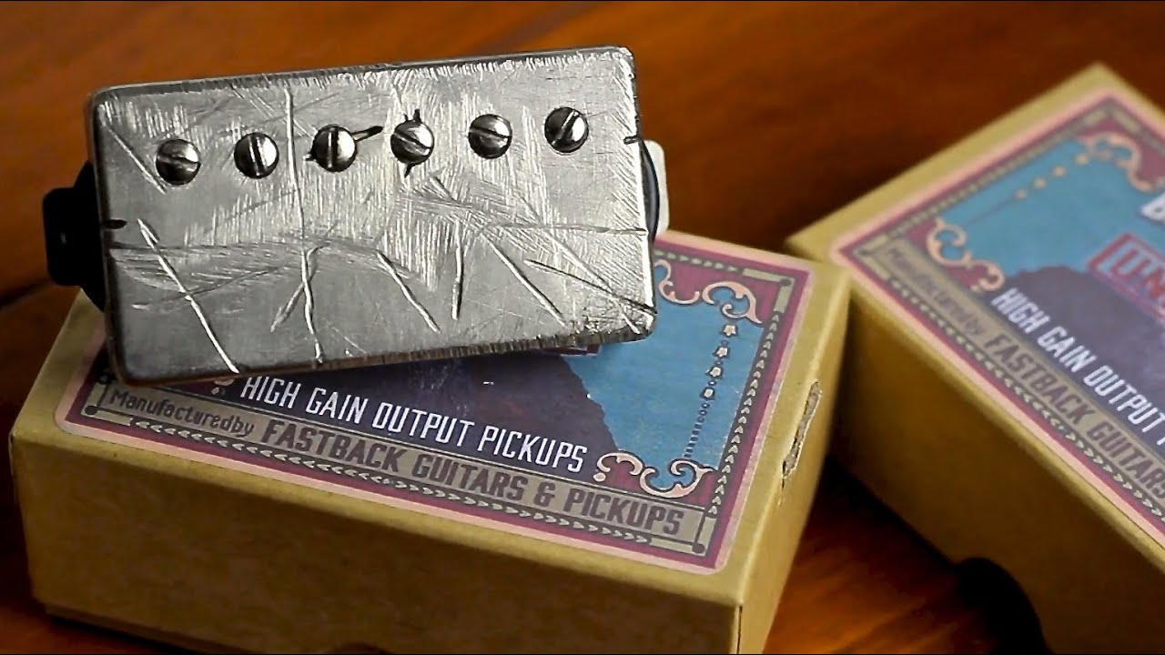 How to Install Guitar Pickups (not really...) - YouTube