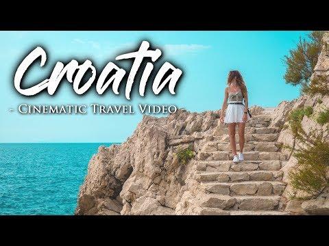 Croatia - Cinematic Travel Video