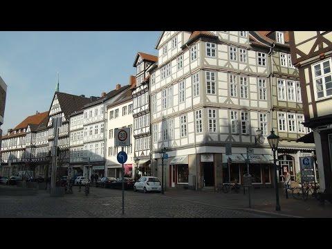 Hannover- kl. Stadtrundgang durch Landeshauptstadt v. Niedersachsen * Doku * Sehenswürdigkeiten
