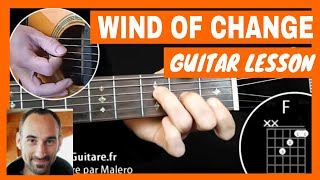 [6.20 MB] Scorpions - Wind Of Change Guitar Tutorial