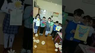 2 Д  КЛАСС - УРОК ТЕХНОЛОГИИ - СРЕДНЯЯ ШКОЛА N 183