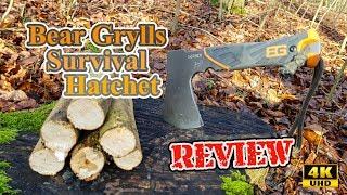 Bear Grylls Survival Hatchet by Gerber Review