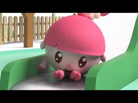 Малышарики - «Тик-Так» - Развивающие мультики песенки для малышей