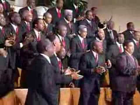 For The Rest of My Life- 100 Men of Hope Male Chorus