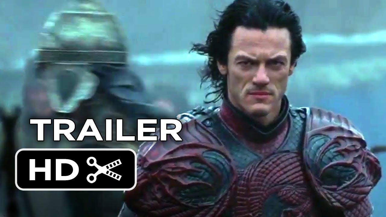 Dracula Untold Trailer 1 2014 Luke Evans Dominic Cooper Movie Hd Youtube