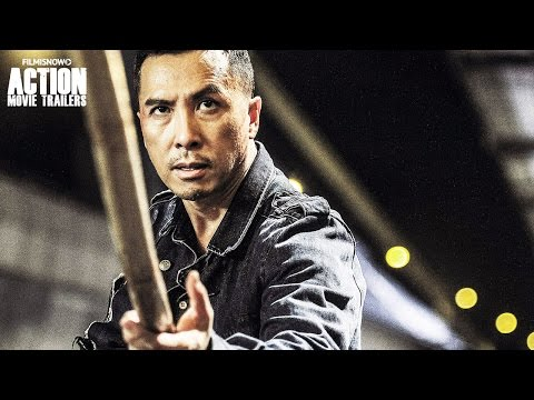 DONNIE YEN  Best Fight s  Compilation