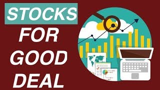 How To BUY Stocks For A Good Deal | Investing 101