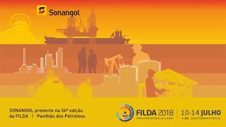 Sonangol na 34ª edição da Filda 2018