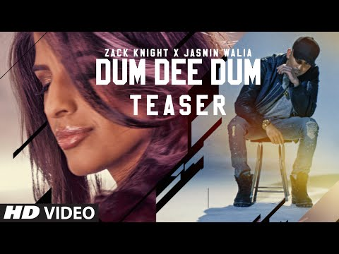 DUM DEE DEE DUM Video Song (Teaser) | Zack Knight X Jasmin Walia | Releasing On 27th April, 2016