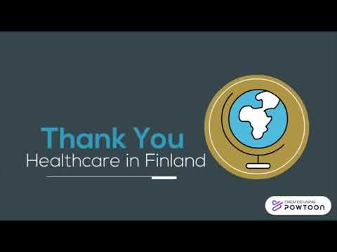 Healthcare in Finland