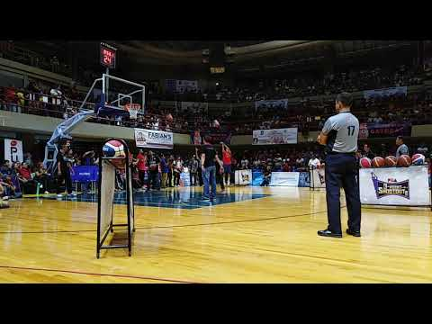 Terrence Romeo proves he's better than Allan Caidic - at least on this night of PBA legends shootout