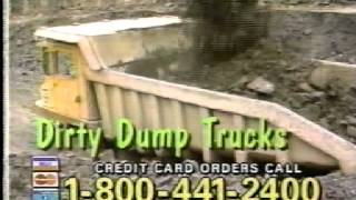 Cartoon Network   Paid Progamming   Real Life Giant Construction Equipment for Kids Video 1995
