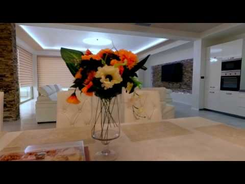 VICTORIA RESIDENCE BUDVA-PENTHOUSE №803, 200M2 WITH FURNITURE!