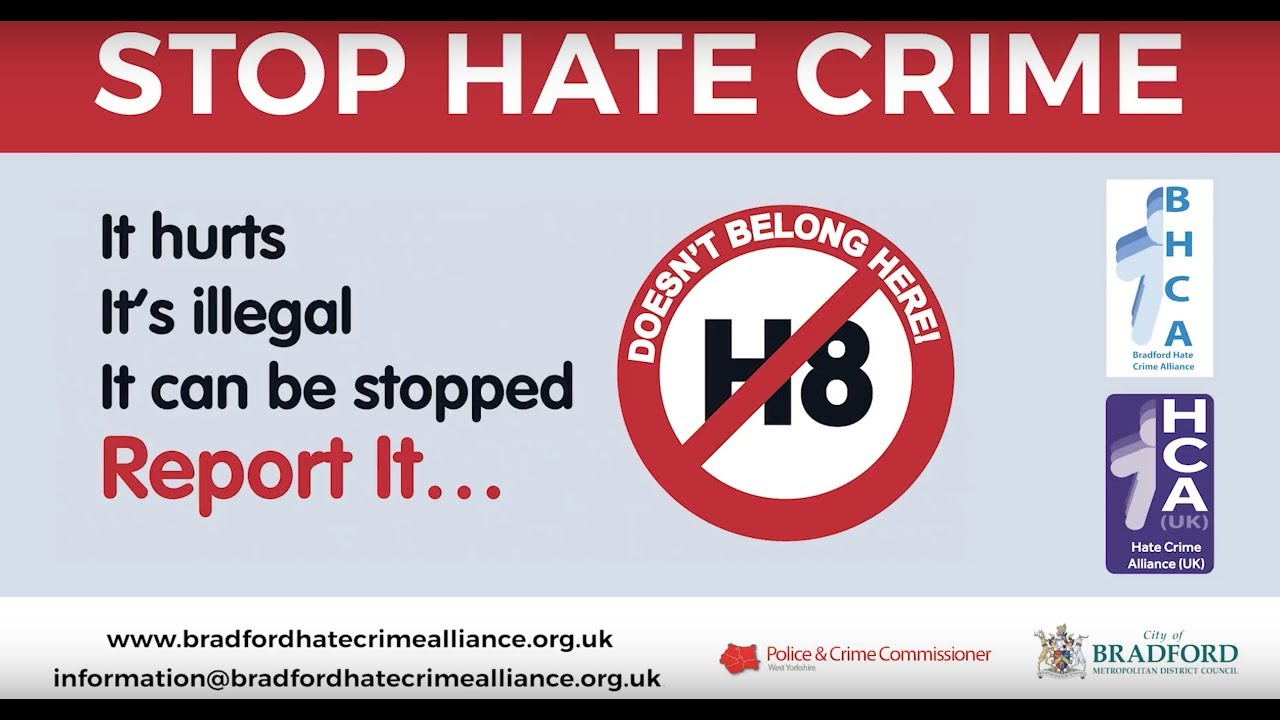 Together We Can Stop The Hate
