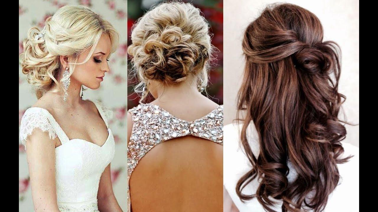 Peinados fiesta youtube - Como hacer peinado para boda ...