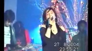 Audy - Janji Diatas Ingkar (Mendua) [Live @ Studio East].avi