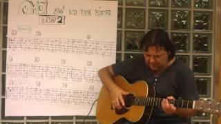 Guitar Lesson (w/TAB) #37 : Amoi seg