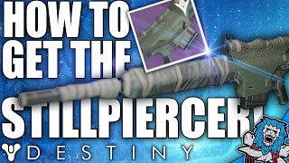 Destiny: Exclusive Hunter Weapon - The STILLPIERCER / How To Get! (Every Class Exclusive)