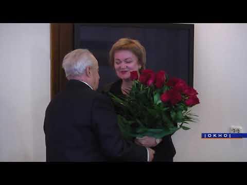 Почетному гражданину Октябрьского района Валерию Филипповичу Пичко исполнилось 80 лет